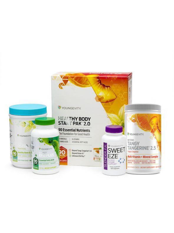 Healthy Body Blood Sugar Pak™ 2.5