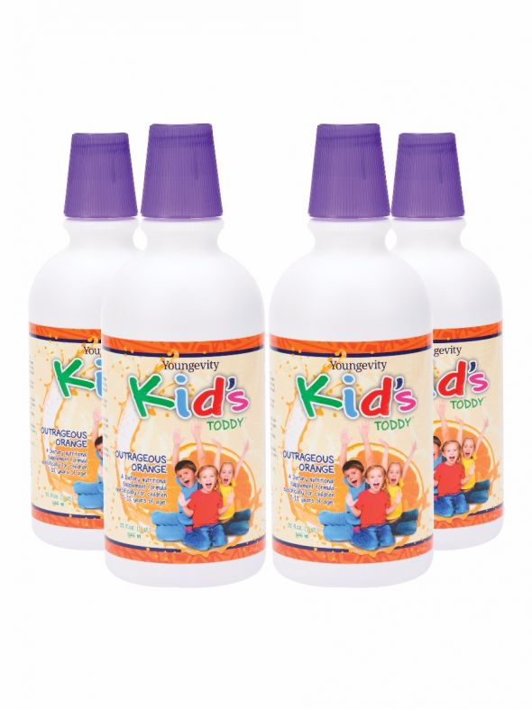 Kid's Toddy  - 32 Fl Oz (4 Bottles)