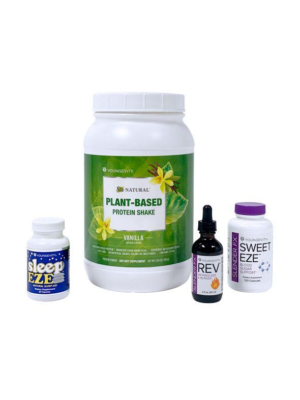 Wellness 90 Plant-Based Pak